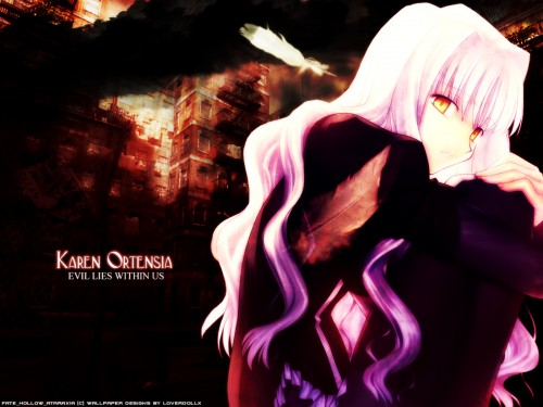 TYPE-MOON, Fate/Hollow ataraxia, Caren Ortensia Wallpaper