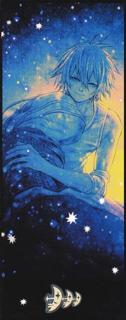 Hiroyuki Asada, Tegami Bachi, Shine - Tegami Bachi Illustrations, Sylvette Suede, Gauche Suede