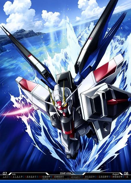 Hisashi Hirai, Sunrise (Studio), Mobile Suit Gundam SEED, Calendar