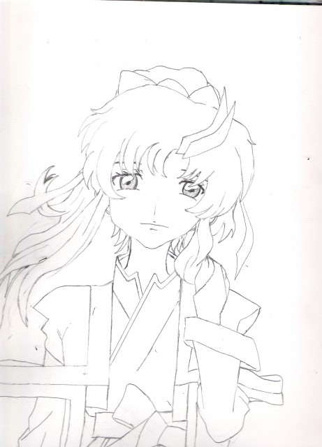 Hisashi Hirai, Sunrise (Studio), Mobile Suit Gundam SEED Destiny, Lacus Clyne, Member Art
