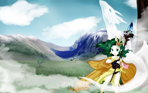 Windmill (Studio), Final Fantasy IV, Rydia Wallpaper