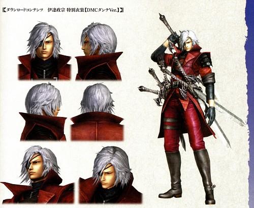 Capcom, Production I.G, Sengoku Basara, Masamune Date, Character Sheet