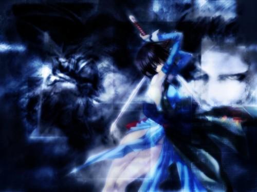SNK, Samurai Spirits, Asura (Samurai Spirits), Shiki (Samurai Spirits) Wallpaper