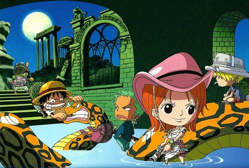 Eiichiro Oda, Toei Animation, One Piece, Sanji, Roronoa Zoro