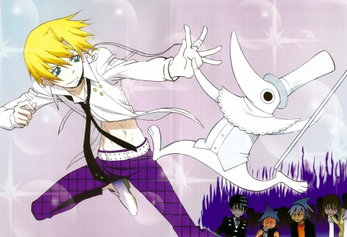 Soul Eater, Death The Kid, Black Star, Soul Evans, Hero (Soul Eater)