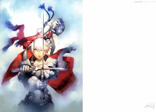 Shigenori Soejima, Soejima Shigenori Artworks 2004-2010, Shin Megami Tensei: Persona 3, Stella Deus, Linea