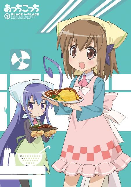 Anime International Company, Acchi Kocchi, Tsumiki Miniwa, Hime Haruno