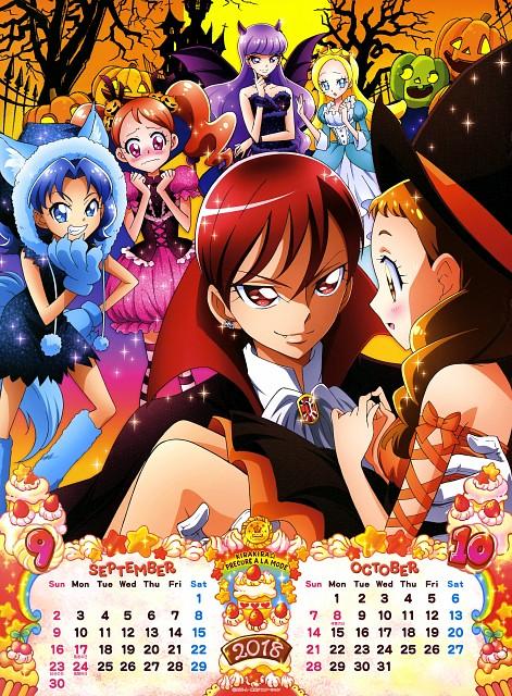 Toei Animation, Kirakira Precure A La Mode, Ciel Kirahoshi, Aoi Tategami, Akira Kenjou
