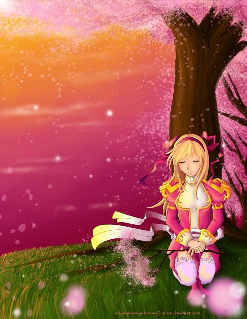 Ragnarok Online, Priestess (Ragnarok Online), Member Art