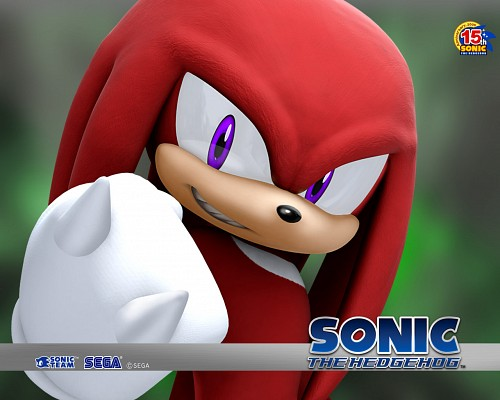 Sega, Sonic the Hedgehog, Knuckles the Echidna