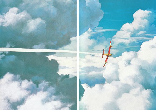 Hayao Miyazaki, Studio Ghibli, Porco Rosso, The Art of Porco Rosso