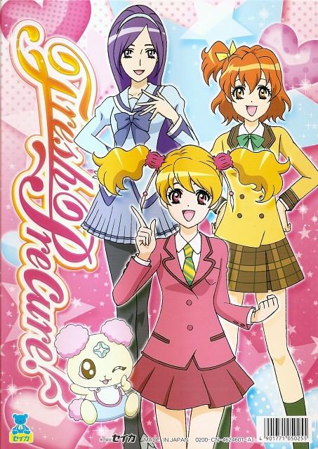 Toei Animation, Fresh Precure!, Love Momozono, Chiffon, Miki Aono