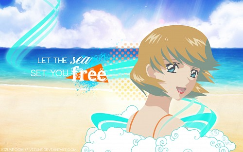 Mobile Suit Gundam SEED Destiny, Talia Gladys, Vector Art Wallpaper