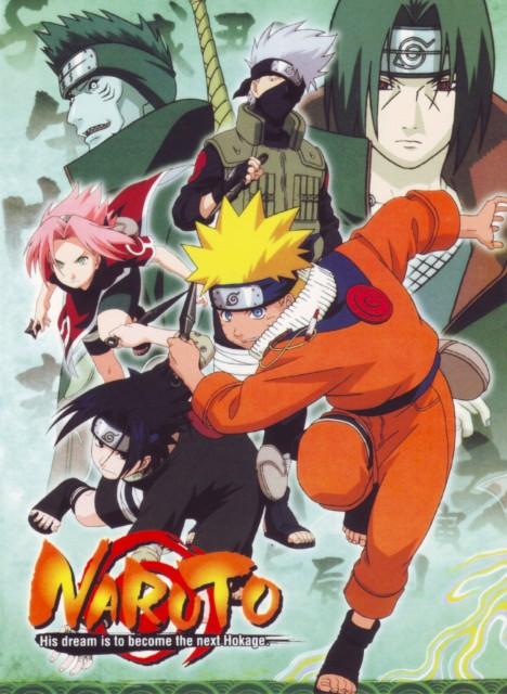 Studio Pierrot, Naruto, Kakashi Hatake, Kisame Hoshigaki, Itachi Uchiha
