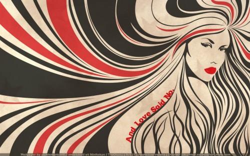 Vector Art Wallpaper