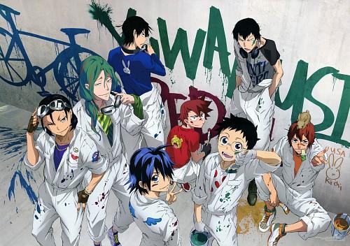 Wataru Watanabe, TMS Entertainment, Yowamushi Pedal, Sakamichi Onoda, Yasutomo Arakita