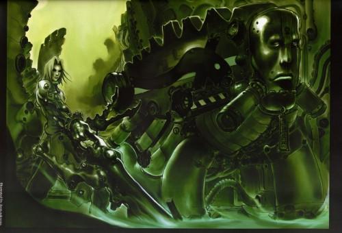 Hyung-Tae Kim, War of Genesis III, Saladin