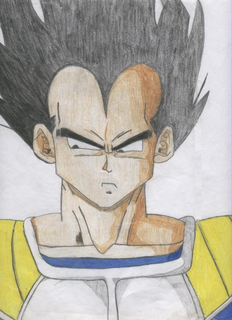Akira Toriyama, Toei Animation, Dragon Ball, Vegeta, Member Art