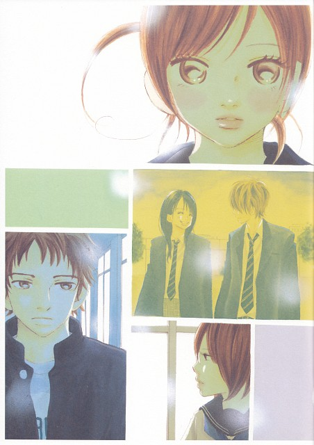 Yuuki Obata, Bokura ga Ita, Akiko Sengenji, Yuri Yamamoto, Masafumi Takeuchi