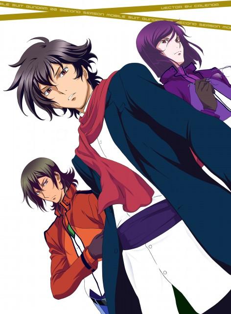 Sunrise (Studio), Mobile Suit Gundam 00, Setsuna F. Seiei, Tieria Erde, Allelujah Haptism
