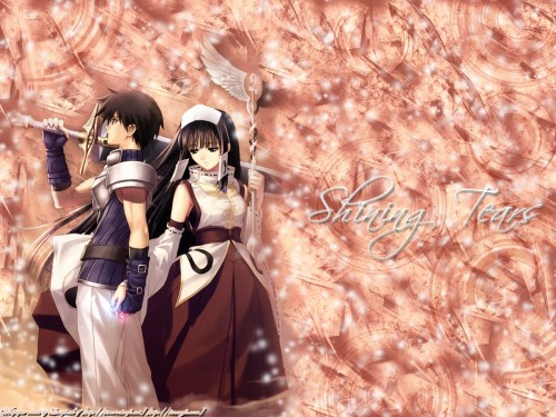 Tony Taka, Shining Tears, Ryuna, Xion (Shining Tears) Wallpaper