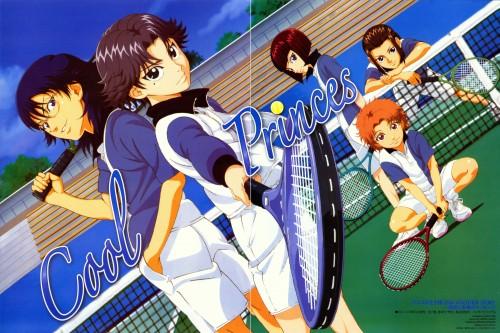 Takeshi Konomi, J.C. Staff, Prince of Tennis, Jirou Akutagawa, Yushi Oshitari