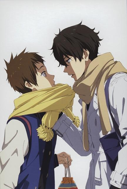 Futoshi Nishiya, Kyoto Animation, Hyouka, Satoshi Fukube, Houtarou Oreki