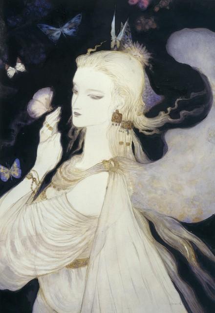 Yoshitaka Amano, Fairies (Artbook)