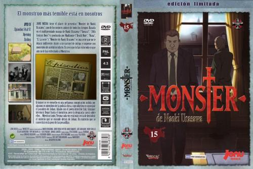 Naoki Urasawa, Madhouse, Monster, Roberto (Monster), DVD Cover
