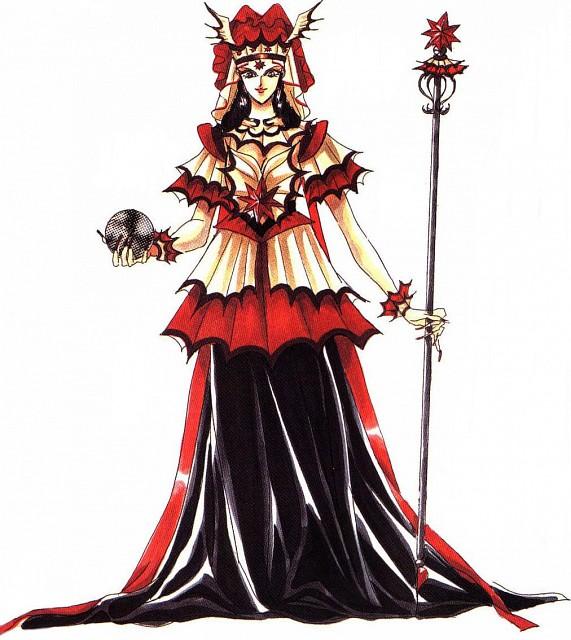 Naoko Takeuchi, Bishoujo Senshi Sailor Moon, BSSM Materials Collection, Queen Badiane