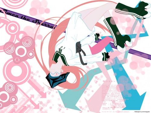 Oh! Great, Toei Animation, Air Gear, Simca Wallpaper