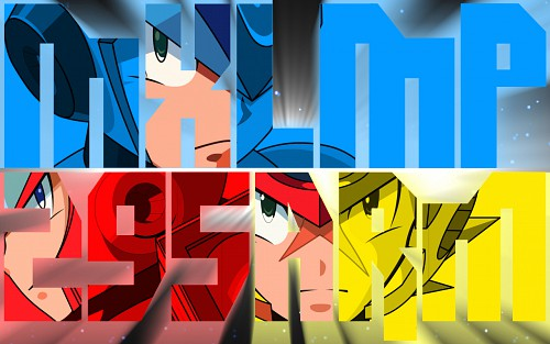 Capcom, MegaMan Wallpaper