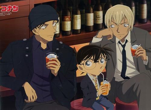 Gosho Aoyama, TMS Entertainment, Detective Conan, Conan Edogawa, Shuichi Akai