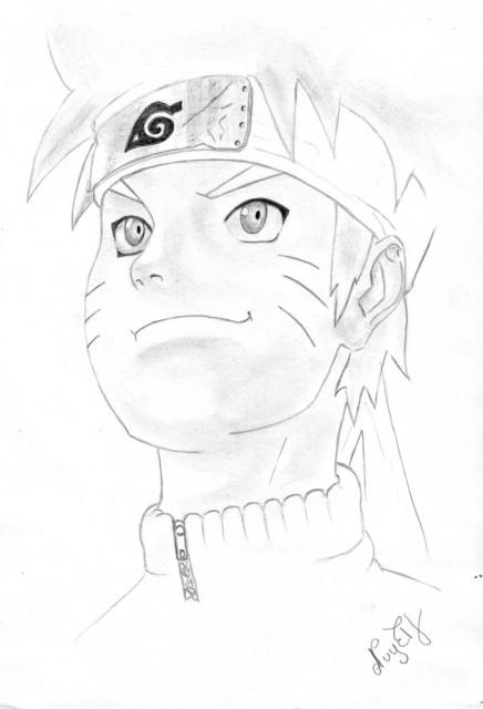 Studio Pierrot, Naruto, Naruto Uzumaki, Member Art