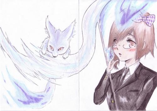 Akira Amano, Katekyo Hitman Reborn!, Member Art, Original