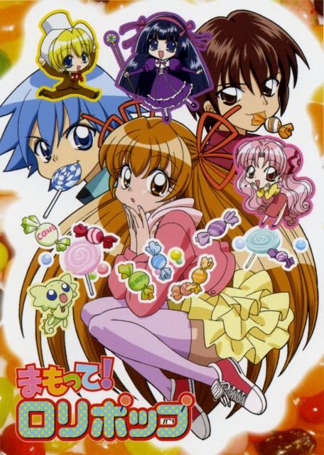 Mamotte! Lollipop, Nina Yamada
