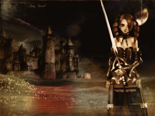 Namco, Soul Calibur, Amy Sorel Wallpaper