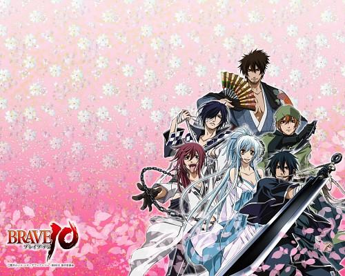 Kairi Shimotsuki, Studio Sakimakura, Brave 10, Rokuro Unno, Sasuke Sarutobi (Brave 10)