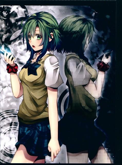 Shiomizu, Azul (Artbook), Vocaloid, Gumi, Comic Market