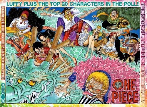 Eiichiro Oda, Toei Animation, One Piece, Sabo, Donquixote Rosinante