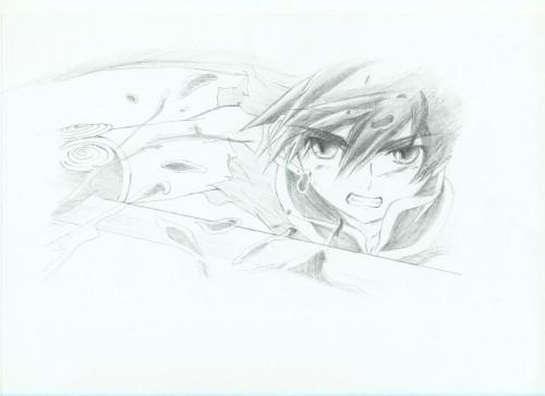 Yukiru Sugisaki, Lagoon Engine, Sakis Snow Herzgil Lagoonaria, Member Art