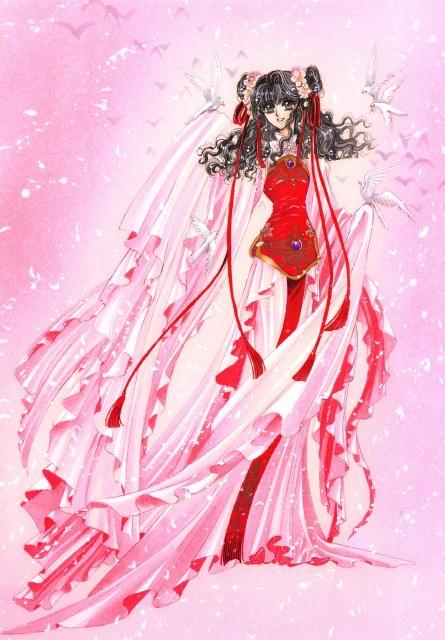 CLAMP, Soryuden, Soryuden Original Illustrations, Matsuri Toba