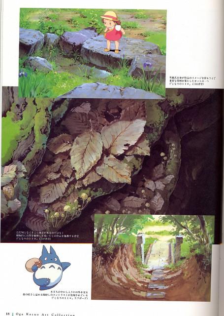 Kazuo Oga, My Neighbor Totoro, Totoro, Mei Kusakabe