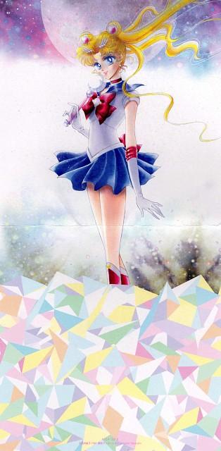 Naoko Takeuchi, Bishoujo Senshi Sailor Moon, Sailor Moon, Album Cover