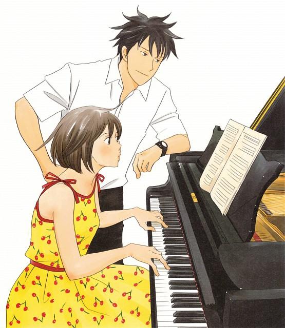 Tomoko Ninomiya, J.C. Staff, Nodame Cantabile, Nodame Cantabile Illustrations, Shinichi Chiaki