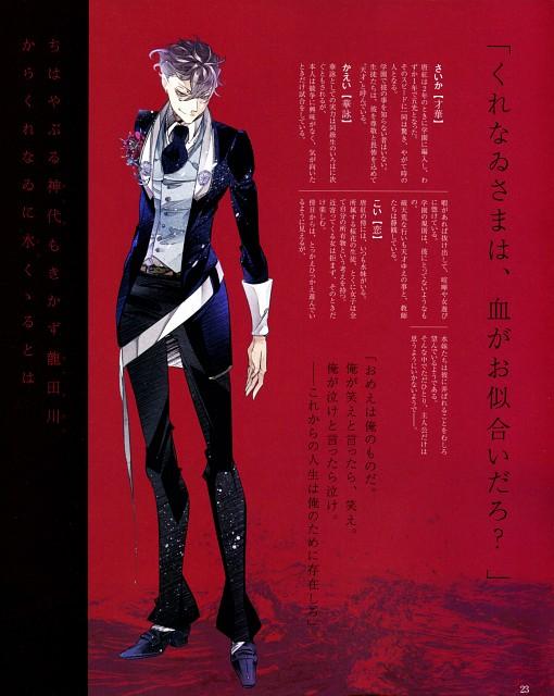 Yura, Hana Awase, Karakurenai, Character Sheet