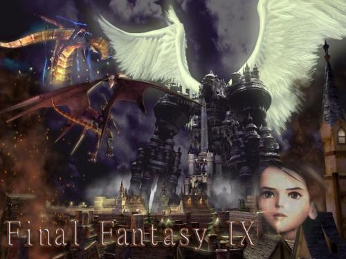 Square Enix, Final Fantasy IX Wallpaper