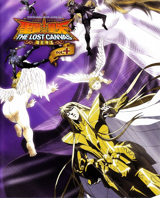 Canvas 2 Anime Characters : Saint seiya the lost canvas anime asmita