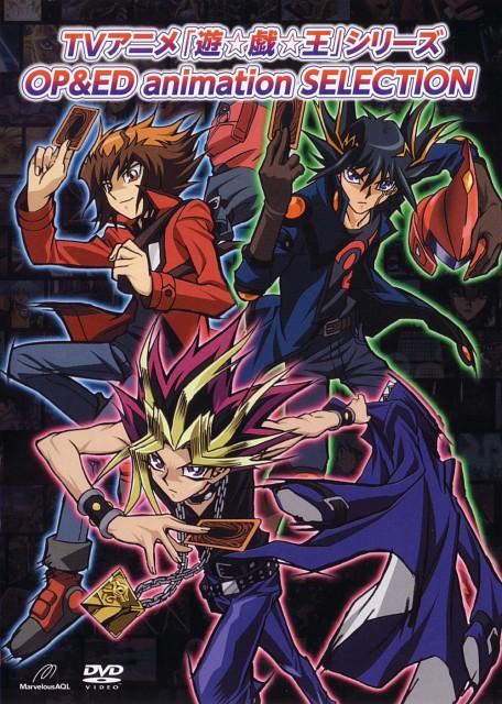 Kazuki Takahashi, Studio Gallop, Yu-Gi-Oh Duel Monsters, Yu-Gi-Oh 5D's, Yu-Gi-Oh GX