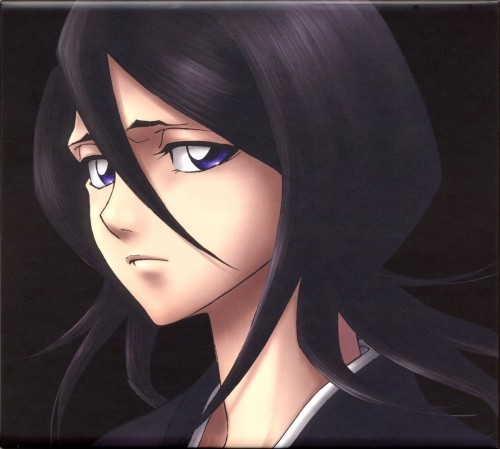 Studio Pierrot, Bleach, Rukia Kuchiki, Album Cover